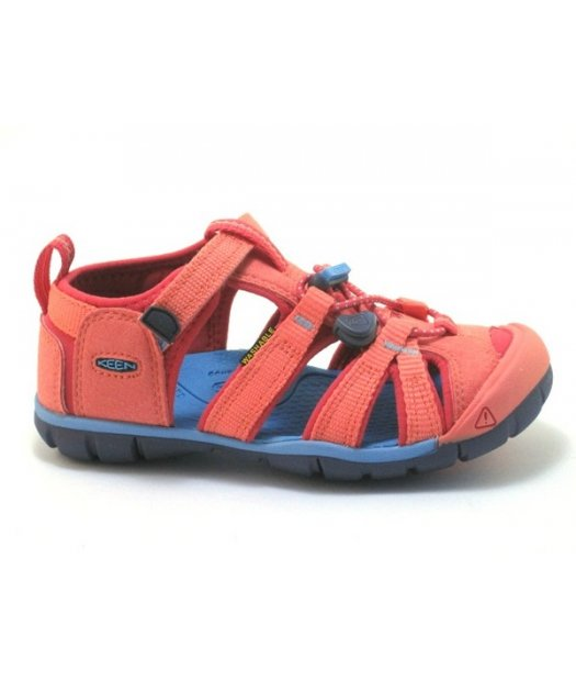 keen 1022941 seacamp ii cnx coral poppy red wtp